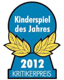 Pöppel - Kinderspiel des Jahres 2012- Schnappt Hubi!