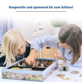 Spielausschnitt - Kinderspiel des Jahres 2012- Schnappt Hubi!