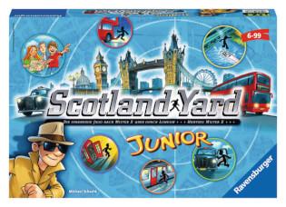 Schachtel Vorderseite- Scotland Yard Junior