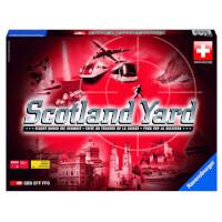 Schachtel Vorderseite - Schweizer Edition - Scotland Yard - Swiss Edition