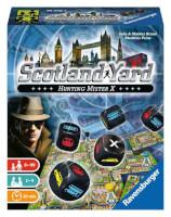 Schachtel Vorderseite - Scotland Yard - Das Würfelspiel