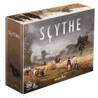 Schachtel Vorderseite links - Scythe
