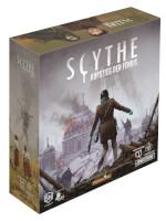 Schachtel Vorderseite links - Scythe: Aufstieg der Fenris