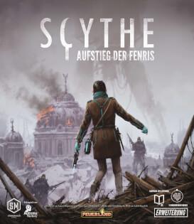 Schachtel Vorderseite- Scythe: Aufstieg der Fenris