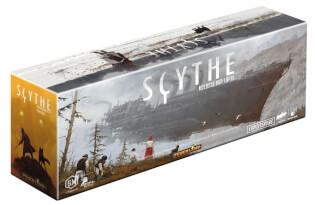 Schachtel Vorderseite- Scythe: Kolosse der Lüfte