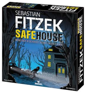 Schachtel Vorderseite- Sebastian Fitzek - Safehouse