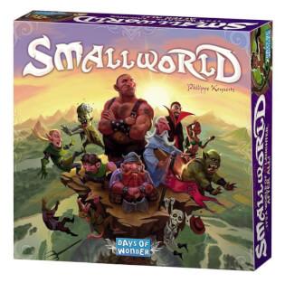 Schachtel Vorderseite - Super Einsteigerspiel- Small World