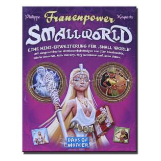 Schachtel Vorderseite- Small World - Frauenpower