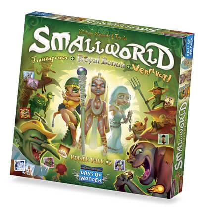 Schachtel Vorderseite- Small World - Power Pack 2