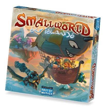 Schachtel Vorderseite- Small World - Sky Islands