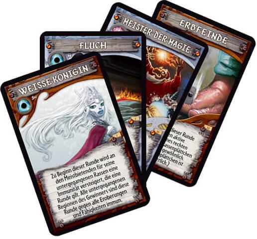 Spielkarten- Small World - Fabeln und Legenden