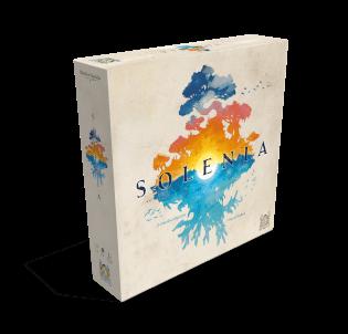 Schachtel Vorderseite- Solenia