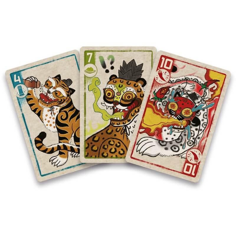 Spielkarten- Spicy