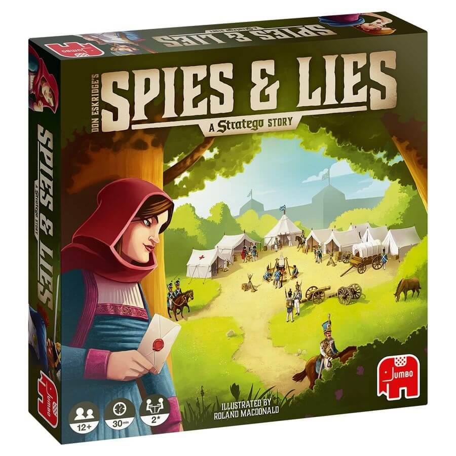 - Spies & Lies - a Stratego Story
