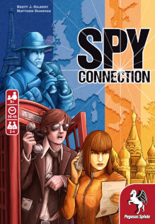 Cover- Spy Connection
