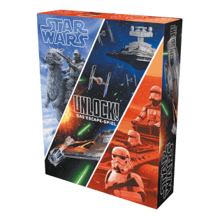 - Unlock! Star Wars - Das Escape-Spiel