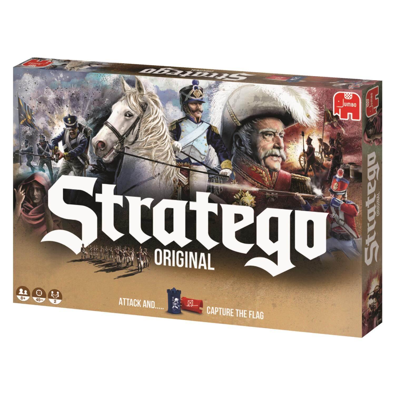 Schachtel Vorderseite- Stratego Original