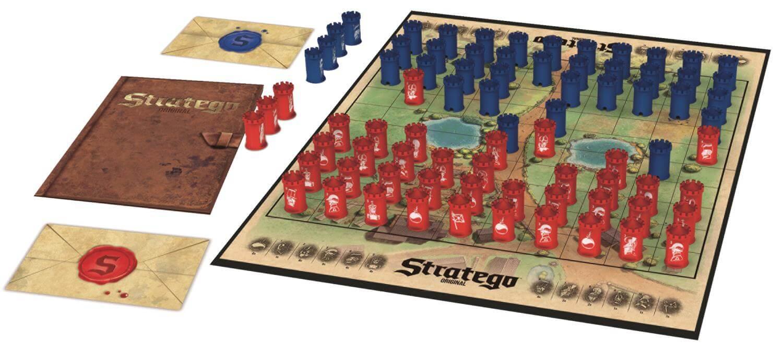 Spielmaterial- Stratego Original