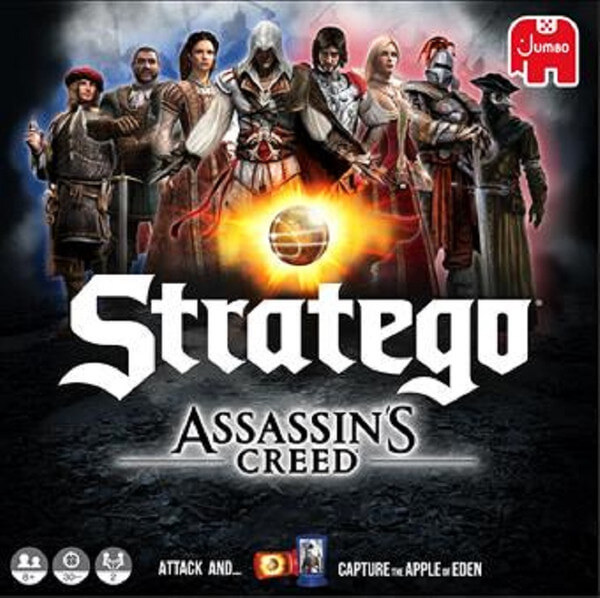 Cover- Stratego: Assassin's Creed