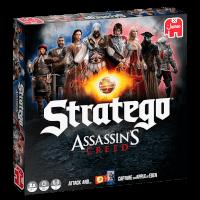 Schachtel Vorderseite - Stratego: Assassin's Creed