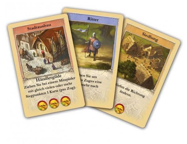 Spielkarten- Catan - Das schnelle Kartenspiel