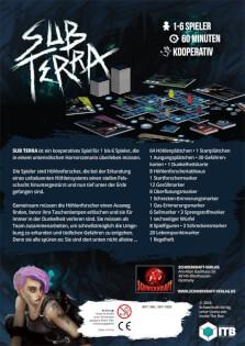 Schachtel Rückseite- Sub Terra