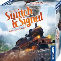 Schachtel Vorderseite - Switch & Signal