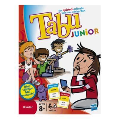Cover- Tabu Junior