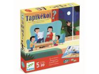 Schachtel Vorderseite - empfohlen zum Kinderspiel des Jahres 2021 - Tapikékoi