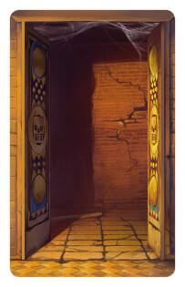 Leere Schatzkammer - Abenteurer gegen Wächterinnen- Tempel des Schreckens