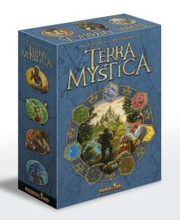 Schachtel Vorderseite- Terra Mystica