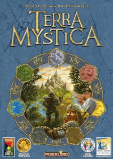 Cover- Terra Mystica