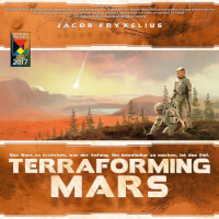 Schachtel Vorderseite - Terraforming Mars