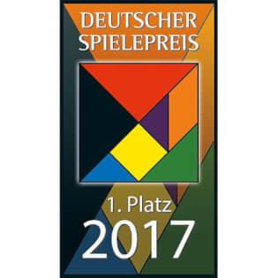 Auszeichnung deutscher Spielepreis- Terraforming Mars