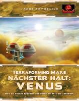 Schachtel Vorderseite - Terraforming Mars: Nächster Halt: Venus