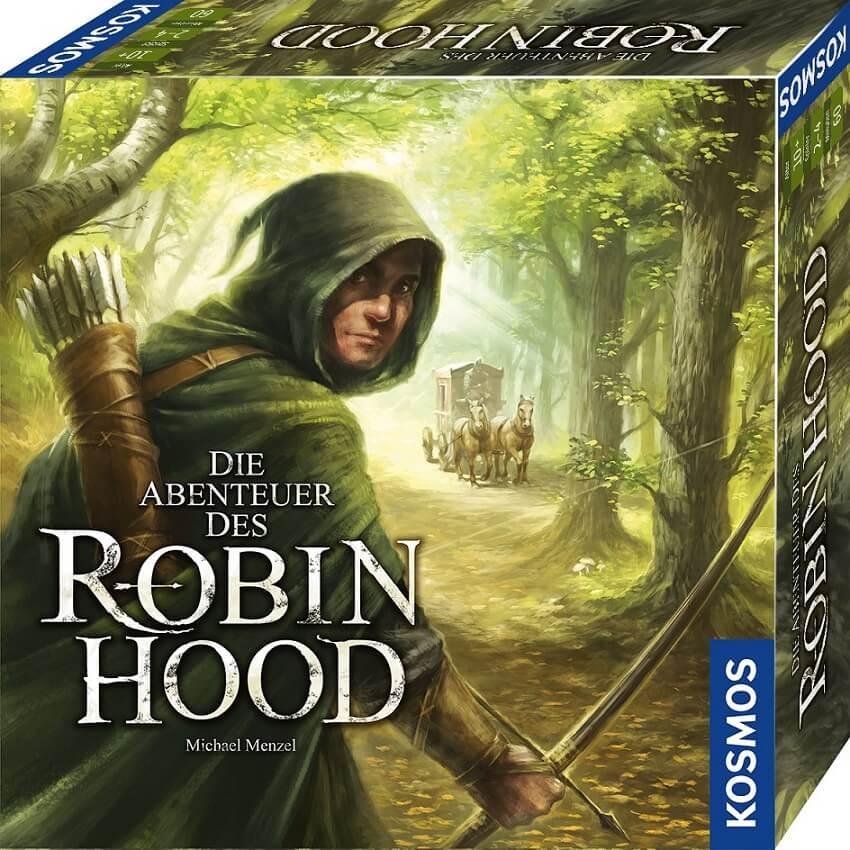 - Die Abenteuer des Robin Hood