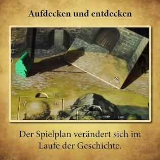 Spielbeschreibung- Die Abenteuer des Robin Hood