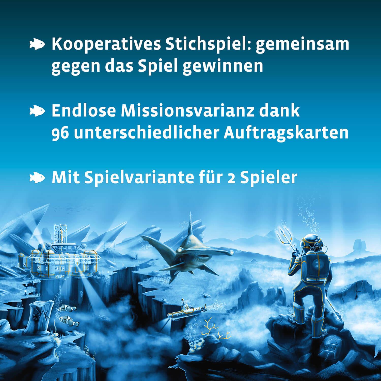 Spielbeschreibung- Die Crew: Mission Tiefsee