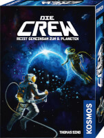 Schachtel Vorderseite - Kennerspiel des Jahres 2020 - Die Crew