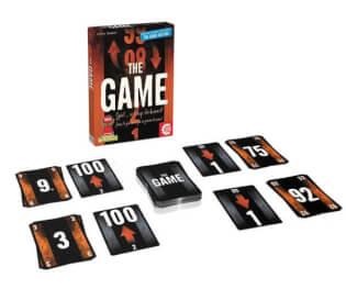 Spielmaterial - nominiert zum Spiel des Jahres 2015- The Game