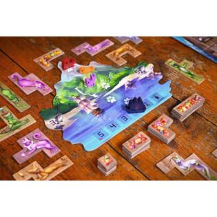 Spielmaterial- Die Insel der Katzen