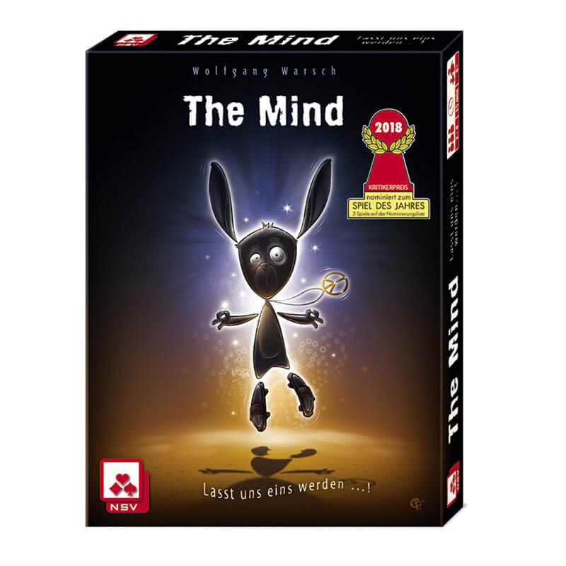 Schachtel The Mind- The Mind