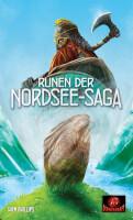 Schachtel Vorderseite - Runen der Nordsee-Saga
