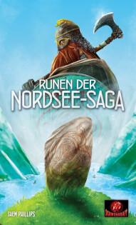Schachtel Vorderseite- Runen der Nordsee-Saga