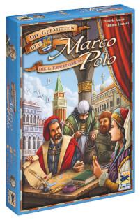 Schachtel Vorderseite- Marco Polo - Die Gefährten
