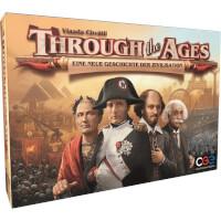 Schachtel Vorderseite - Through the Ages