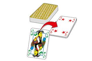 Spielkarten- Tichu