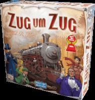 Schachtel Vorderseite - Spiel des Jahres 2004 - Zug um Zug