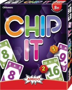 - Chip it