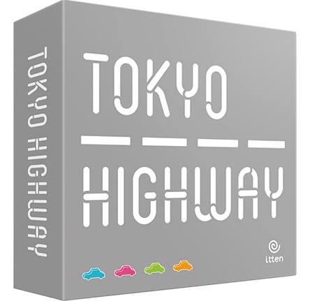 Schachtel Vorderseite- Tokyo Highway